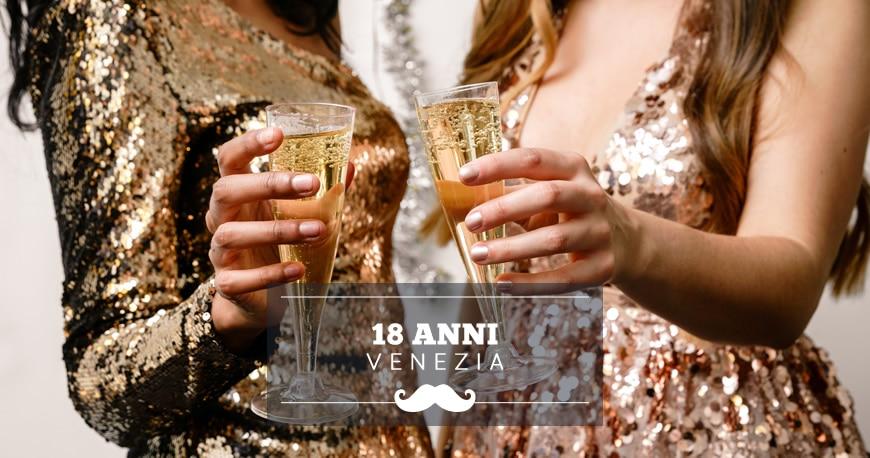 festa 18 anni venezia