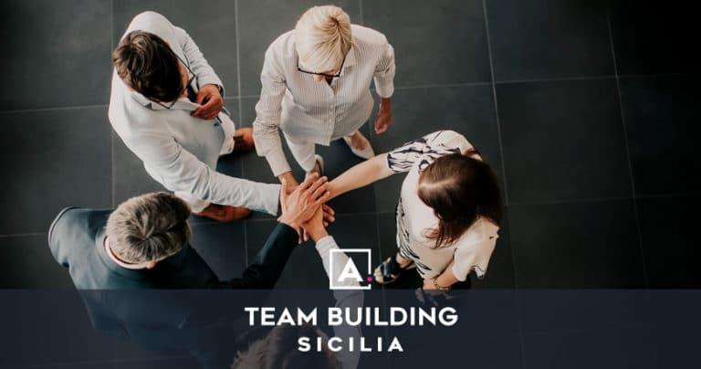 Team building in Sicilia