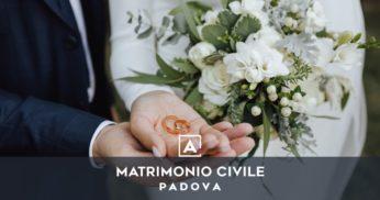 matrimonio civile padova