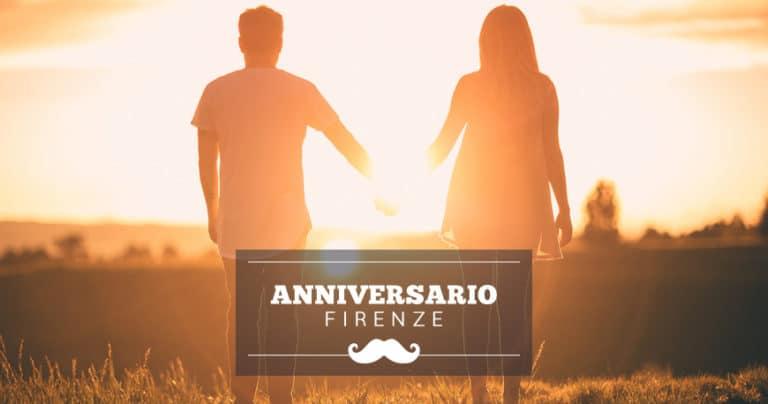 Dove festeggiare l'anniversario di matrimonio a Firenze
