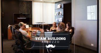 location team building abruzzo