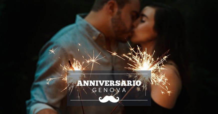 Anniversario Matrimonio Dove Festeggiare.Anniversario A Genova Idee Romantiche Dove Festeggiare