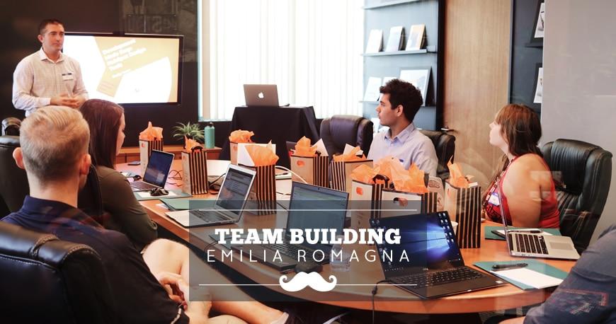 location team building emilia-romagna