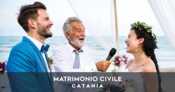 matrimonio civile catania