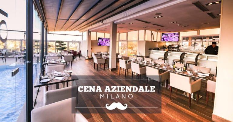 Cene aziendali a Milano: idee di location e ristoranti