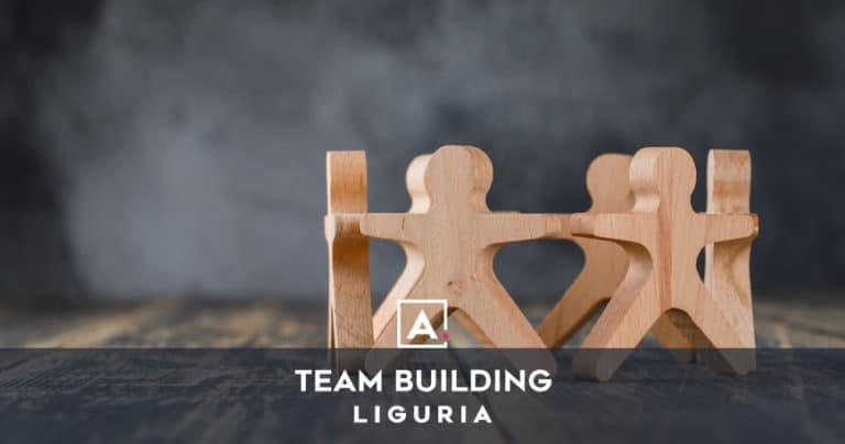 Team building in Liguria