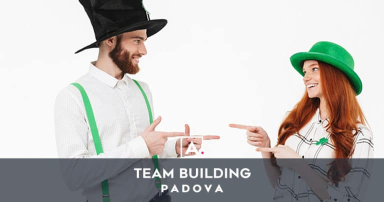 Team building a Padova