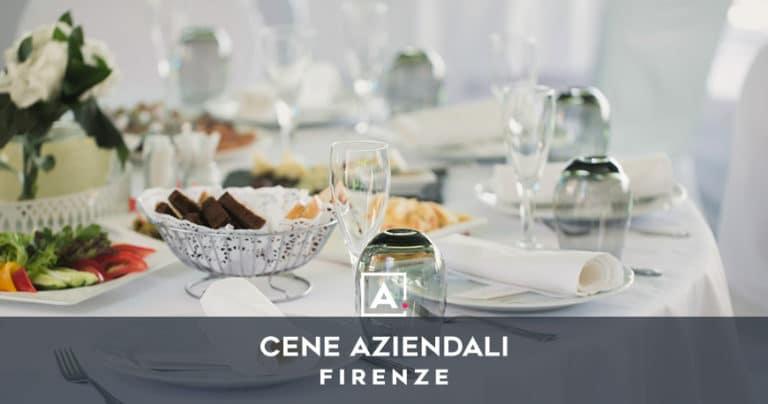 Cene aziendali a Firenze: location e ristoranti
