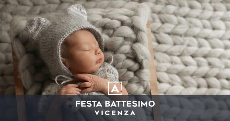 Battesimo a Vicenza: location e ristoranti per il ricevimento
