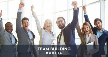 team building puglia