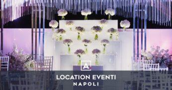 location eventi napoli