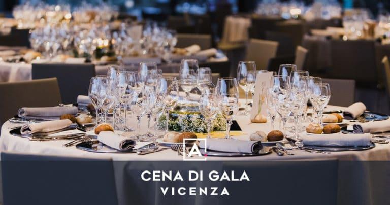 Cena di gala a Vicenza: location per serate eleganti