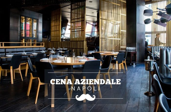 Cena aziendale a Napoli: location e ristoranti
