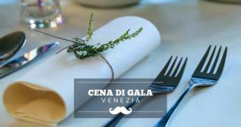 cena di gala venezia
