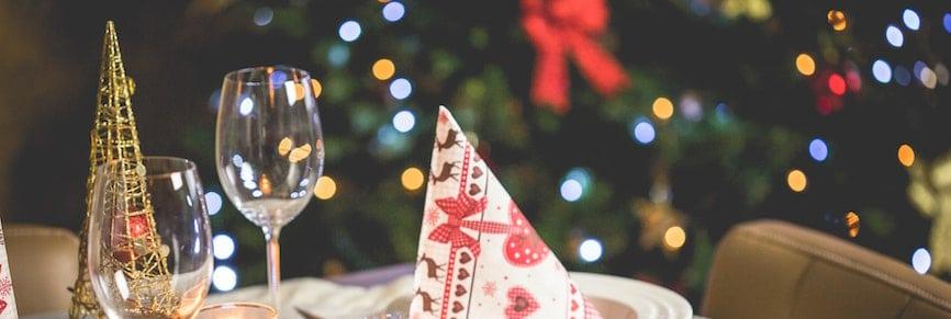 Organizzare una cena di Natale aziendale