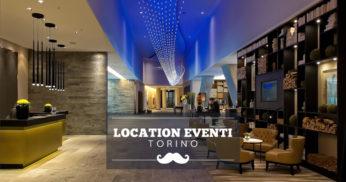 location eventi torino