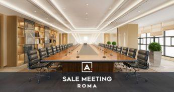 sale meeting roma