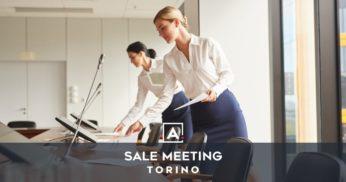 sale meeting torino