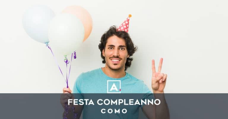 Locali dove festeggiare il compleanno a Como