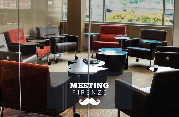 Sale meeting a Firenze: location per riunioni aziendali