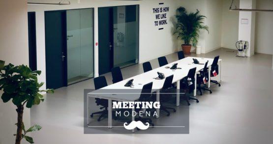 sale meeting modena
