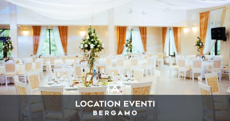 Spazi per eventi a Bergamo: la tua location per ogni evento