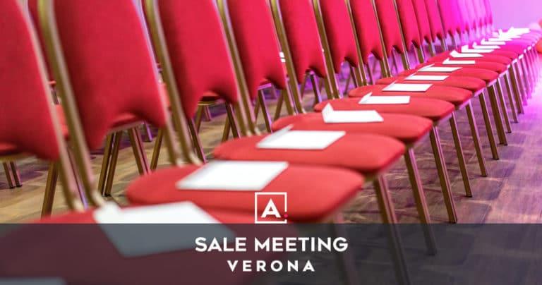 Sala riunioni a Verona: location per meeting aziendali
