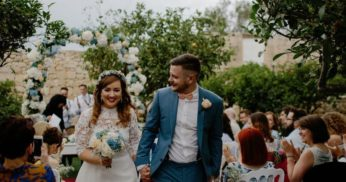 cerimonia matrimonio all'americana