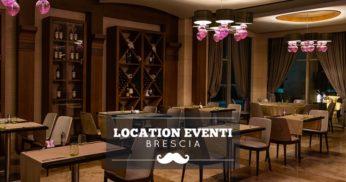 location eventi brescia