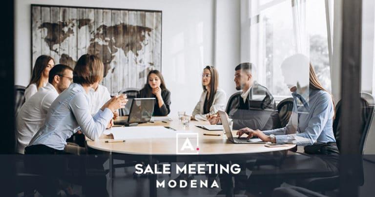 Sale riunioni a Modena: location per meeting in affitto