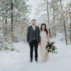 idee originali matrimonio invernale