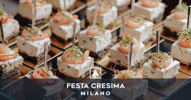 La location e il ristorante per cresima a Milano che cerchi