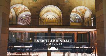 location eventi aziendali campania