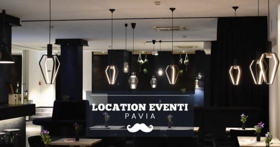 location eventi pavia