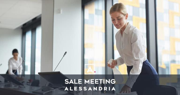 Sale meeting ad Alessandria: location per riunioni aziendali