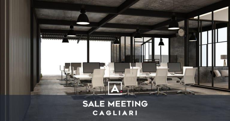 Sale meeting a Cagliari: location per riunioni in affitto