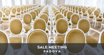 sale meeting padova