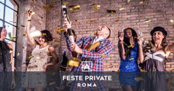 locali feste private roma