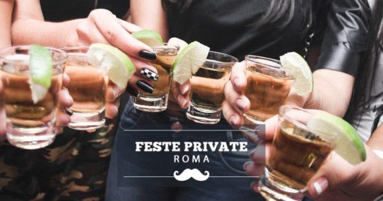 location per feste private roma