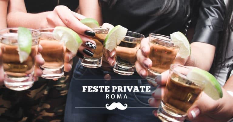 Sale per feste private a Roma: location, ville e locali