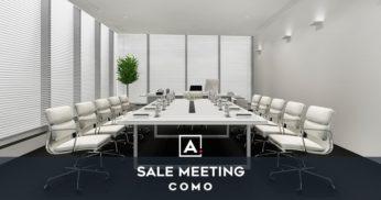 sale meeting como