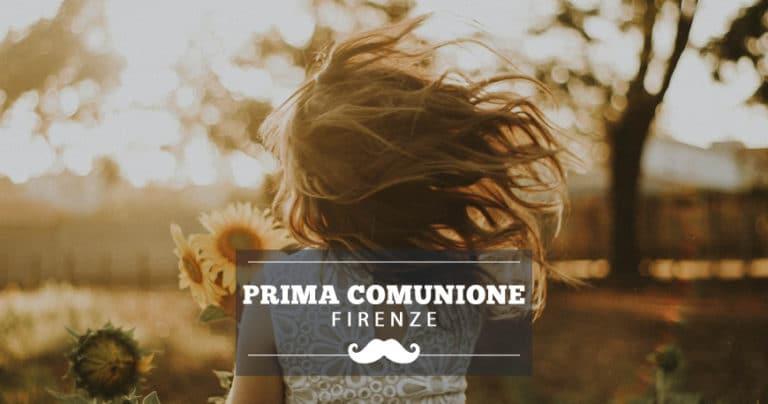 Dove fare la prima comunione a Firenze