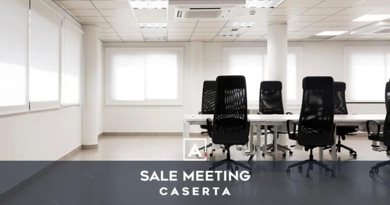 Sale meeting a Caserta: location per riunioni aziendali