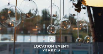 location eventi venezia