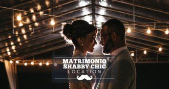 location matrimonio shabby chic