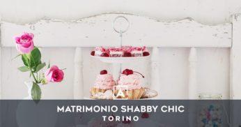 location matrimonio shabby chic torino