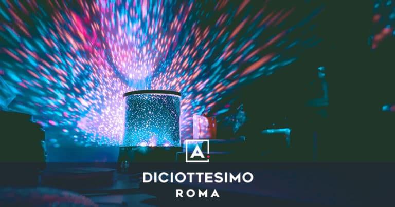 Dove festeggiare i 18 anni a Roma