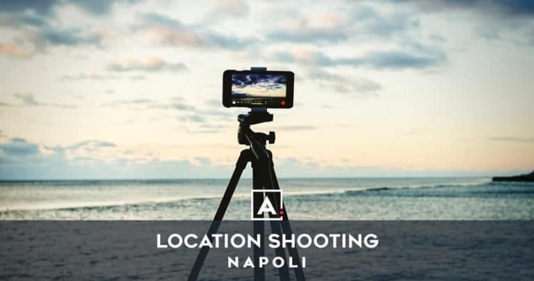 Location per shooting a Napoli