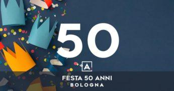 festa 50 anni bologna