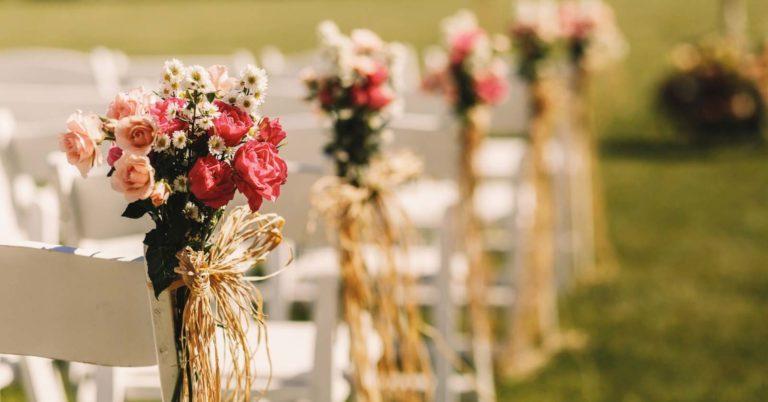 Ecco la cerimonia di matrimonio all'americana in Italia!